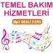 TEMEL BAKIM HİZMET.SESLİ DERS by Ses.Listen