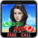 Fake girlfriend call by Simple New Apps