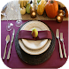 Table setting ideas by Appmed