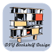 DIY Bookshelf Design by vanessa studio