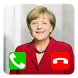 Fake Call Angela Merkel