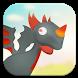 Ducky dragon by e-mayel