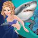 Mermaid vs Shark Dash by KG Tasarım