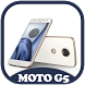 Moto G5/G5 Plus Launcher Theme by SantaZanta
