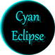 Cyan Eclipse Launcher Theme by Train88