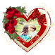 Heart Photo Frame Effects by Yash Bhanderi's Apps