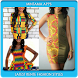 Latest Kente Fashion Style by Mintama Apps