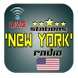 USA New York FM Radio Stations by amindapps