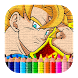 How Drawing Super Saiyan Goku by Rod phares