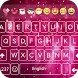 Cute Pink Emoji Keyboard theme by GOHO Dev Team