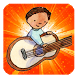Guitar Lesson for Kids by KidsGoApps