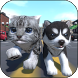 Cute Pocket Cat And Puppy 3D by Pocket Games Entertainment