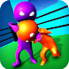 Gang Jelly Wrestling - Beast Fighting by AtlasTitan