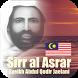 Kitab Sir Al Asror by Moslem Way