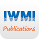 IWMI Publications by International Water Management Institute