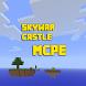 Skywar Castle City for MCPE by MCPE Pea Droid