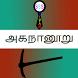 Akananooru Noolgal by Selvam S