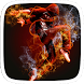 Golden Fire Man Theme by yuqingtheme