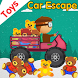Car Escape - Toys Shipper by Black Rose Kara