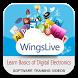 Learn Digital Electronics by WingsLive