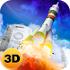 Russia Space Rocket Flight 3D by Power Gaming