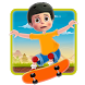 Vir Robot Skater boy by NRP, Inc.