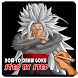 Learn to draw Goku Step by Step by SKATEN STUDIO
