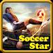 Free Kick Champions League by JamesDisco