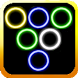 Bubble Shooter Glow by VicMSoft