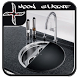 Kitchen Sinks Design Ideas by Moon Glaive