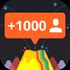 insta takipçi kazan by instagramDEV