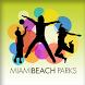 City of Miami Beach Parks App by Solodev