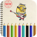 Coloring Book of Despicable Me