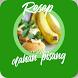 Resep Pisang by Dapur 12