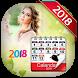 2018 Calendar Photo Frame - Calendar Photo Editor by Code Star Studio