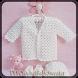 DIY Crochet Baby Sweater by Atsushila