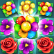 Flower Mania : Blossom Bloom by Blossom Flower Match 3