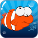 Little Crazy Fish by Blue Function Co.,Ltd.