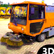 City Streets Sweeper Service by iPlay Studio
