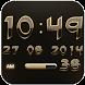Digi Clock Widget Aton by Maystarwerk Clocks & Themes Vol.2