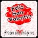 Frases románticas amor by Leamsi Apps