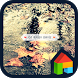 on rainy days 도돌런처 테마 by iconnect for Phone themeshop