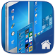 Win 7 Theme for Computer Launcher by Launchers Mart