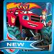 Blaze Truck Monster by JukirGames