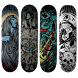 Skateboard Decks Design by Ngabase