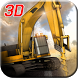 Road Construction Crane Driver by Game Unified