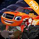Hill Blaze Monster Machines Racing