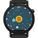 Cosmo Space Watch Face by Yiannis Athanasiadis