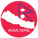Nepal Earthquake 2015 by White Rabbit LLC