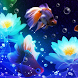 fish and water wallpaper by best wallpaper inc